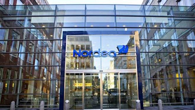 Trụ sở Ngân hàng Nordea ở Smålandsgatan 17  SE-105 71 Stockholm, Thụy Điển.
