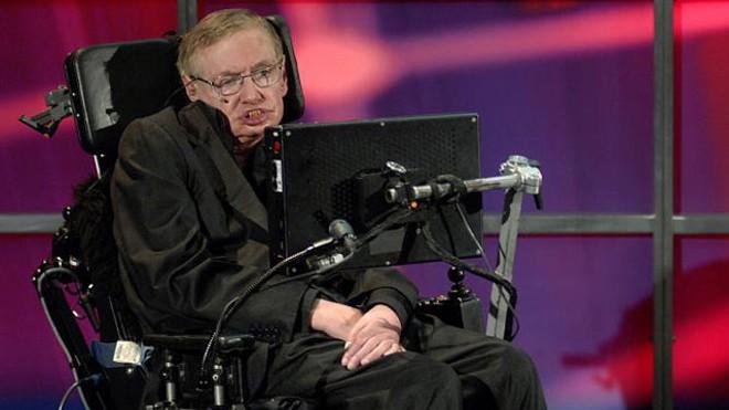 """""""Ông hoàng Vật lý"""" Stephen Hawking"""