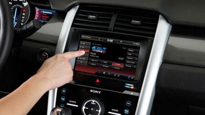 Xe nhiều công nghệ chỉ để ngắm