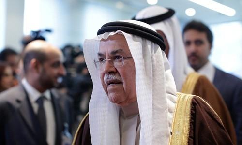 Ali al-Naimi - Bộ trưởng Dầu mỏ và Tài nguyên Khoáng sản Ảrập Xêút. Ảnh: Bloomberg