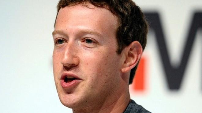 Ông chủ Facebook, Mark Zuckerberg. (Nguồn: AP)