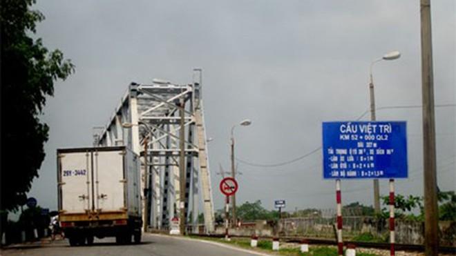 Cầu Việt Trì