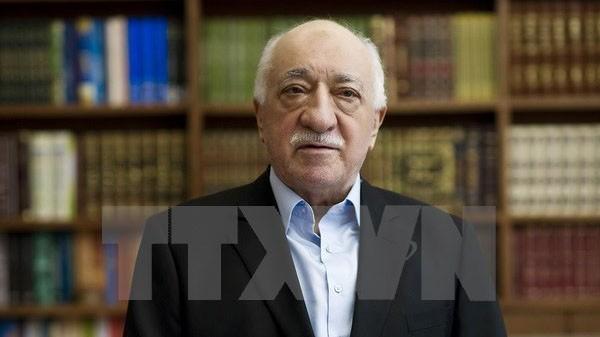 Giáo sỹ Fethullah Gulen tại nhà riêng ở Pennsylvania, Mỹ ngày 15/3/2014. (Ảnh: EPA/TTXVN)