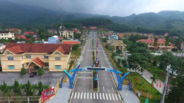 Huyện miền núi A Lưới đã bị 18 trận động đất trong khoảng 3 năm trở lại đây.