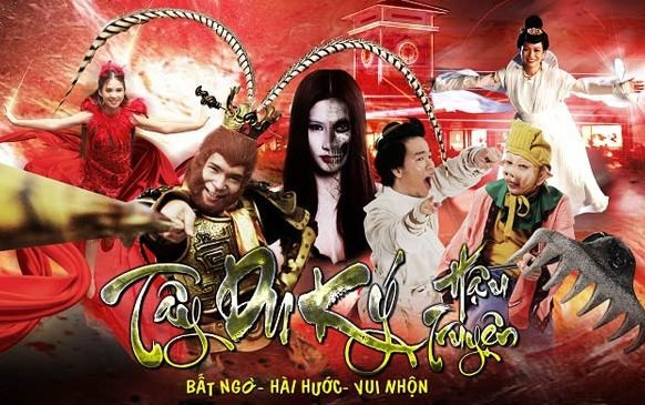 Tây du ký hậu truyện - một trong những thảm họa phim Việt trong thời gian gần đây