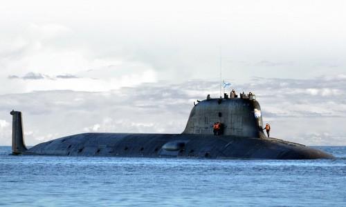 Bảy tàu ngầm lớp Yasen khó có thể bù đắp chỗ trống của hải quân Nga. Ảnh: Tass.