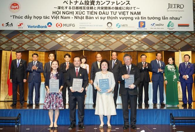 BRG, VNPT, Sumitomo, SeABank hợp tác về Fintech, phát triển thành phố thông minh