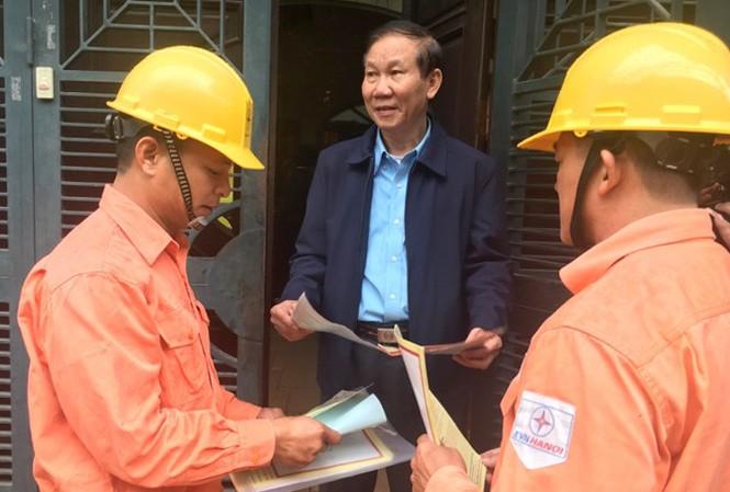 EVN HANOI đẩy mạnh tuyên truyền an toàn điện đến người dân trên địa bàn Thủ đô