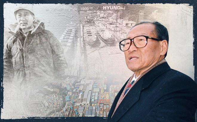 Chủ tịch Huyndai 'quyết chiến' ở trận đánh thứ năm - dự án Cảng đóng tàu Ulsan
