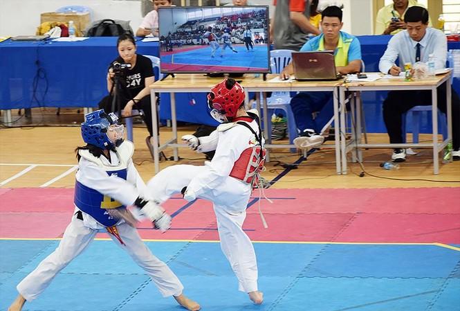 CLB Taekwondo Nhựa Long Thành đạt nhiều thành tích ở giải Năng Khiếu Trẻ