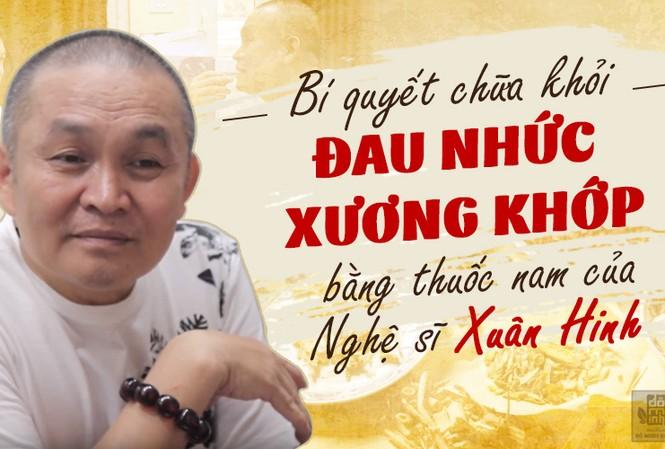 Nhà thuốc nam Đỗ Minh Đường: Nơi giúp NS Xuân Hinh chữa khỏi bệnh xương khớp