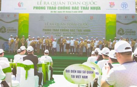 Toyota Việt Nam chung tay chống rác thải nhựa