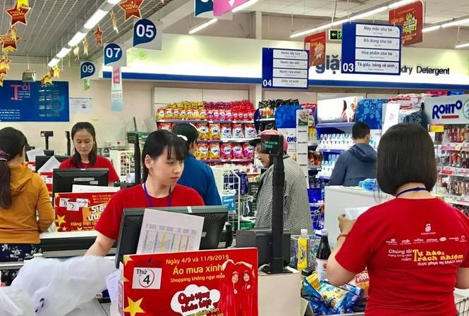 Ngày Quốc khánh 2-9, khi đến mua sắm tại hệ thống siêu thị Coopmart và đại siêu thị Co.opXtra trong cả nước, khách hàng mặc áo cờ đỏ sao vàng sẽ được nhận phần quà giá trị cao.