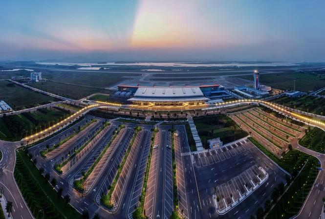 Cảng Hàng không quốc tế Vân Đồn là sân bay tư nhân đầu tiên của Việt Nam