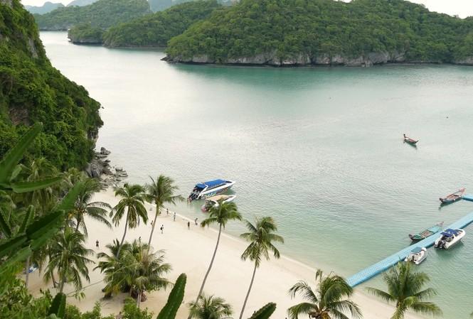 """Xu hướng du lịch nghỉ dưỡng """"thuận tự nhiên"""" đang ngày càng được ưa chuộng."""