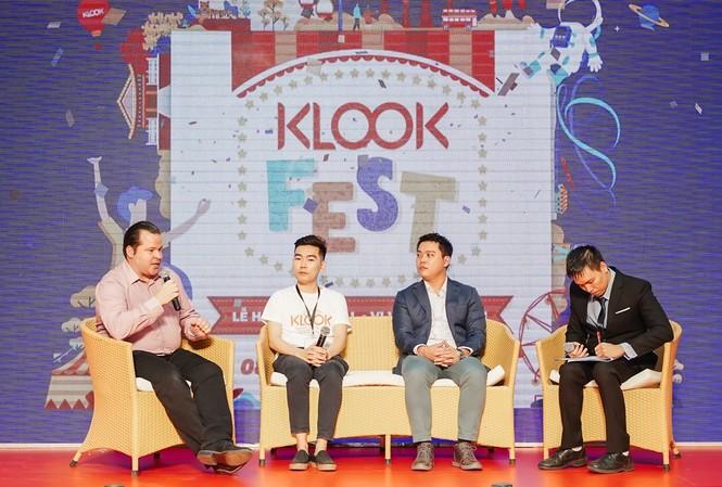 Ứng dụng Klook mang du lịch từ trực tuyến đến trải nghiệm thực tế