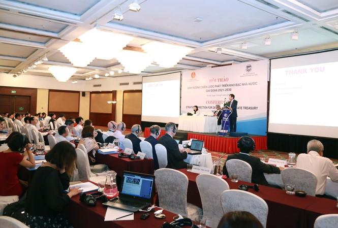 Chiến lược phát triển KBNN: Tầm nhìn hướng tới Kho bạc số 2030