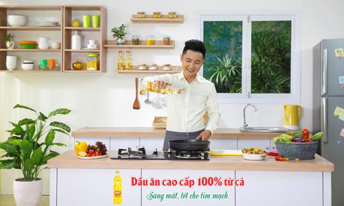 Đầu bếp Cẩm Thiên Long khẳng định nguyên liệu thực phẩm sạch - an toàn sẽ làm nên món ăn ngon