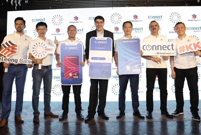 Ngân hàng Hong Leong Việt Nam ra mắt ứng dụng di động HLB Connect