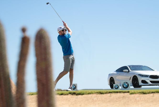 Tấm vé vàng đến Nam Phi tham dự Vòng chung kết Thế giới BMW Golf Cup