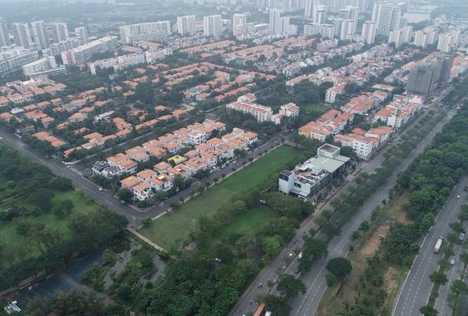'Vùng đất hứa' tại Khu Nam Sài Gòn