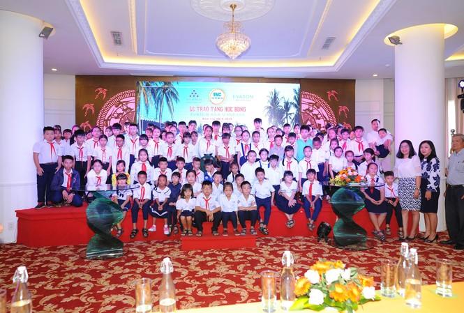Học bổng Evason Ana Mandara tiếp sức học sinh nghèo vượt khó tỉnh Khánh Hòa