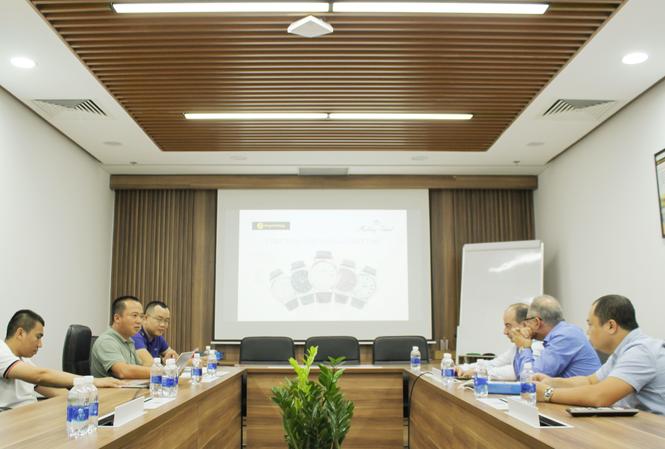 Cái bắt tay giữa Thế Giới Di Động và  Mathey-Tissot sẽ giúp người tiêu dùng Việt Nam có thêm nhiều sự lựa chọn đồng hồ