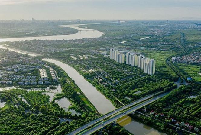 Cơ sở hạ tầng phía Đông Nam thành phố ngày càng hoàn thiện