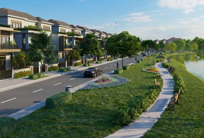 Các dự án có môi trường sống sạch, cảnh quan xanh mát, hạ tầng giao thông kết nối tốt luôn nhận được sự quan tâm của khách hàng