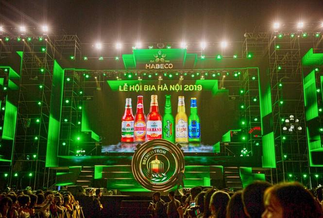 Lễ hội Bia Hà Nội sẽ được tổ chức ở nhiều tỉnh, thành phố trên cả nước