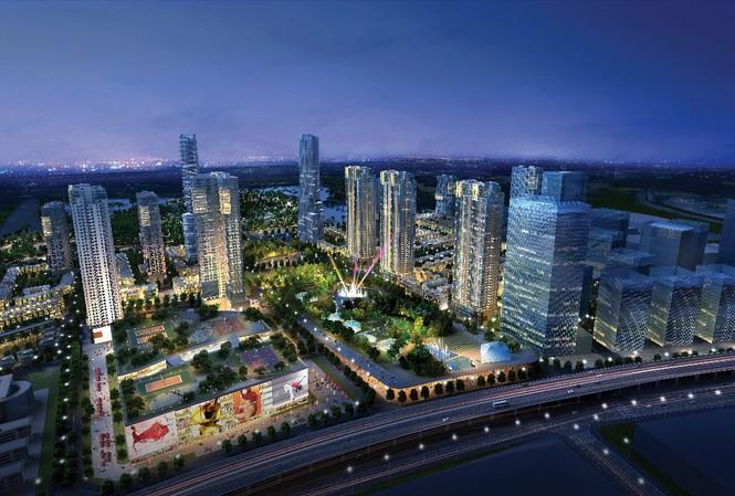 Những khu đô thị cao cấp với quy hoạch thông minh và thiết kế ấn tượng luôn là lựa chọn hàng đầu của giới thượng lưu