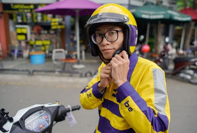 Anh Hoàng Quang Khang, một trong những beBike xuất sắc của cuộc thi Tay Lái Vàng