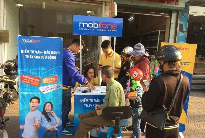 Một điểm tư vấn – bán hàng và thay sim 4G miễn phí tại Cẩm Phả, Quảng Ninh