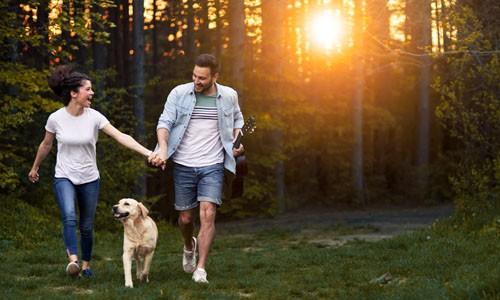 Sống trong môi trường sinh thái là liệu pháp thanh lọc cảm xúc, tăng cường sức khỏe