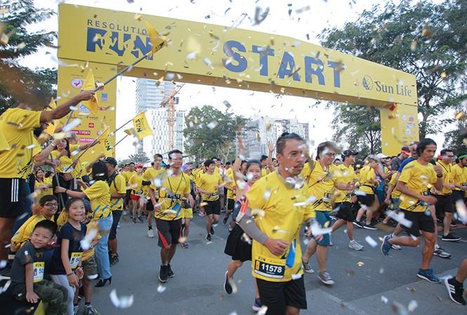 Giải chạy Khởi Đầu Tỏa Sáng – Sun Life Resolution Run 2020 sẽ được tổ chức vào ngày  23/02/2020 tại Phú Mỹ Hưng, Quận 7, TP.Hồ Chí Minh.