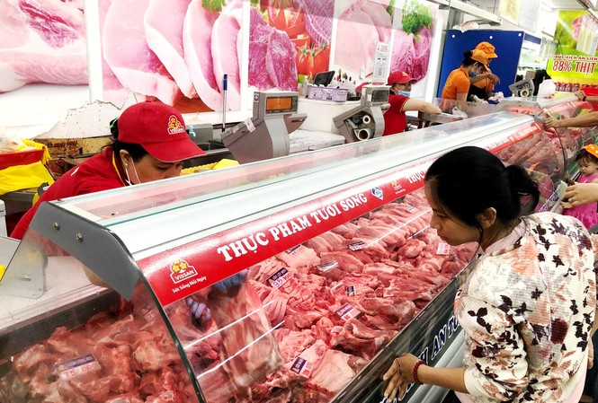 Giảm giá hàng Tết sớm tại các hệ thống bán lẻ của Saigon Co.op