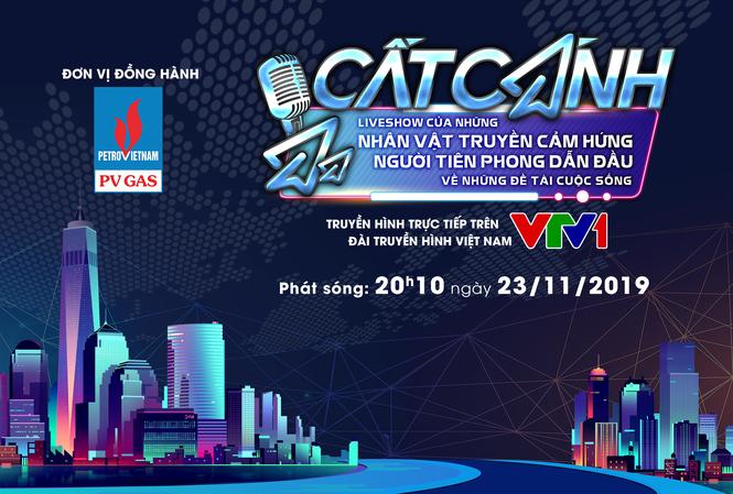 PV GAS đồng hành cùng chương trình 'Cất cánh' tháng 11 trên VTV1