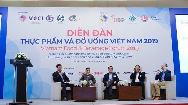 Hành động vì sự phát triển bền vững và quản lý an toàn thực phẩm