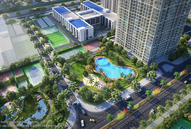 Ra mắt The Sapphire 4 Vinhomes Smart City
