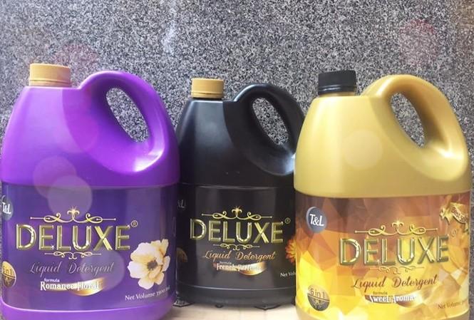 Nước giặt xả T&L - DELUXE 6in1
