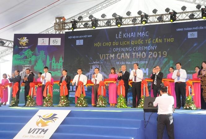 Hơn 350 doanh nghiệp tham gia Hội chợ Du lịch Quốc tế Cần Thơ 2019