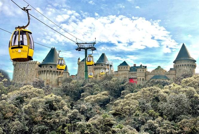 Sun World Ba Na Hills sở hữu 'Hệ thống cáp treo hàng đầu thế giới'