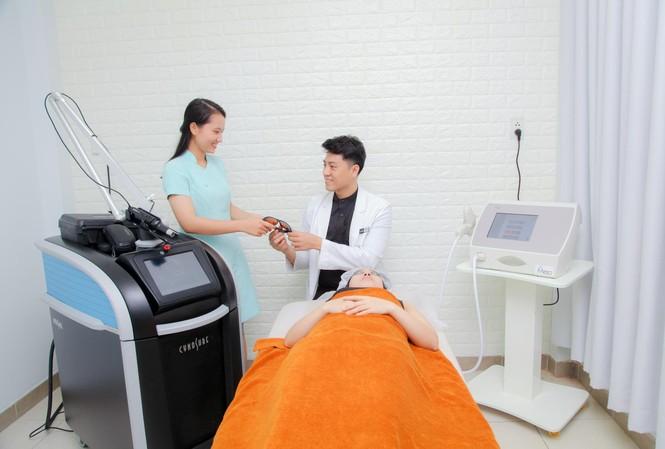 Phòng khám Dr Huy tại 465/6 Phan Văn Trị, phường 5, quận Gò Vấp