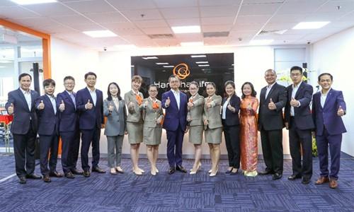 Hawha Life Việt Nam khai trương trung tâm phục vụ khách hàng Sài Gòn tại TP.HCM