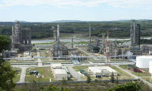 Nhà máy Lọc dầu Dung Quất luôn hoạt động an toàn, ổn định