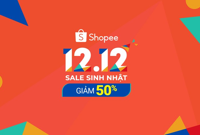 700.000 sản phẩm được bán ra trong giờ đầu tiên của Shopee 12.12
