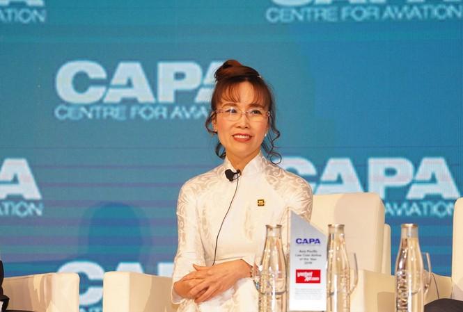 CEO Vietjet Nguyễn Thị Phương Thảo vào Top 100 phụ nữ quyền lực nhất thế giới
