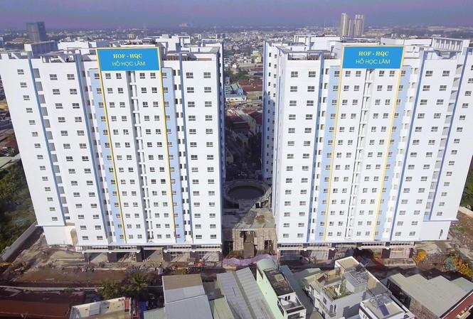 Chính thức bàn giao căn hộ HQC Hồ Ngọc Lãm cho cư dân đón tết