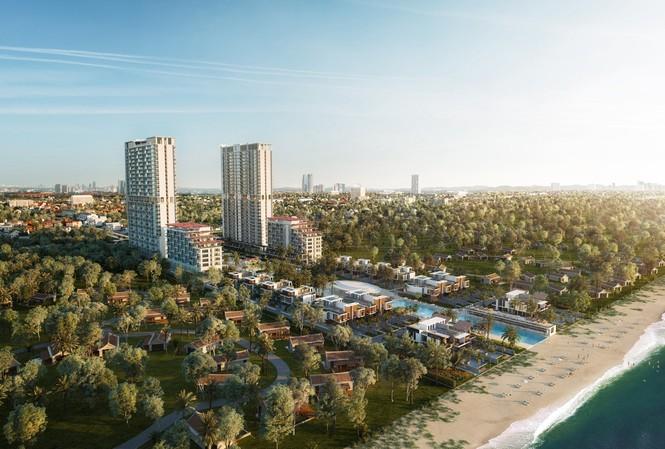 Dự án Aria Đà Nẵng Hotel & Resort do CBRE quản lý vận hành
