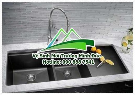 Các cách thông tắc bồn rửa chén hiệu quả?